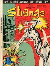 Strange -1a- Strange 1 fac-similé