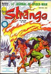 Strange -Rec068- Album N°68 (du n°203 au n°205)