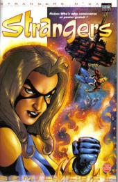 Strangers (Hexagon Comics) -20022A- Semicverse 2 - Strangers et le gladiateur de bronze