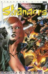 Strangers (Hexagon Comics) -20034A- Semicverse 4 - Strangers 4 et Brigade temporelle
