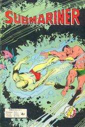 Submariner (Arédit) -4- J'appelle Captain Marvel !