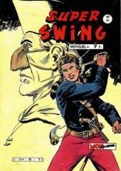 Super Swing -39- L'insaisissable Nez-de-cuir