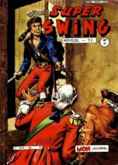 Super Swing -42- Le prisonnier de Tepèque