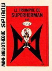 SuperHerman -3MR1397- Le Triomphe de SuperHerman