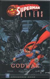 Superman versus Aliens -1- Godwar