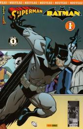 Superman & Batman (Panini) -1- Face à face (1)