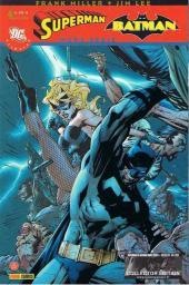 Superman & Batman - Hors série (Panini) -4- Le Jeune Prodige (4)