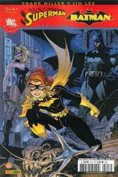Superman & Batman - Hors série (Panini) -3- Le Jeune Prodige (3)
