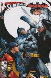 Superman & Batman (Panini) -7- Hommes et monstres