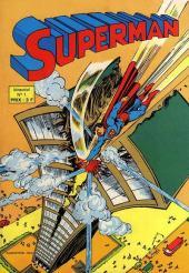 Superman Bimestriel (Sagédition) -1- Le gratte-ciel vivant