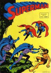 Superman Bimestriel (Sagédition) -3- Le mal au paradis !