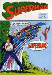Superman Bimestriel (Sagédition) -4- Maitre des roches lunaires