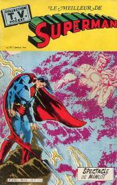 TV pocket (Collection ) (Sagedition) -16- Le meilleur de Superman (Spectacle de minuit)
