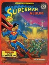 Superman (Sagédition - Présence de l'avenir) -RC06- Superman contre la brigade Zod