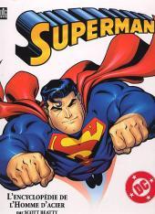 Superman -HS- L'Encyclopédie de l'Homme d'acier