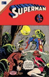 Superman (en espagnol) -952- La invasión de langostas gigantes