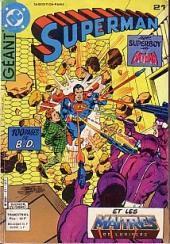 Superman Géant (Sagédition - 2e série) -21- Stratagémes