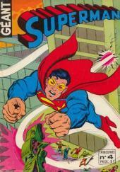 Superman Géant (Sagédition - 2e série) -4- L'ordinateur vert