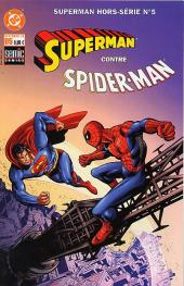 Superman Hors Série (Semic) -5- Superman contre Spider-Man