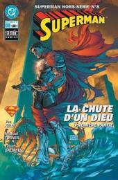 Superman Hors Série (Semic) -8- La chute d'un dieu - Première partie