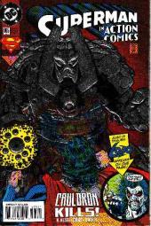 Action Comics (1938) -695- Cauldron kills!