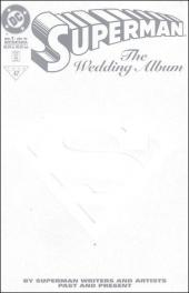 Superman (One shots - Graphic novels) -OS- The wedding album