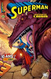 Superman (Panini) -20- Folie contagieuse