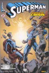 Superman (Panini) -21- Voilà ta vie
