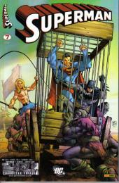 Superman (Panini) -7- Le prix de la liberté