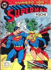 Superman (Poche) (Sagédition) -100- Né pour être superman