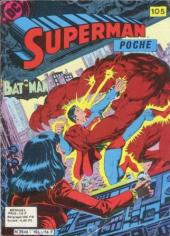 Superman (Poche) (Sagédition) -105- Le somnanbule de Krypton