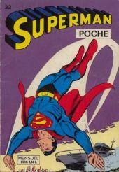 Superman (Poche) (Sagédition) -22- prisonnier à 6.000 mètres d'altitude