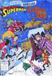 Superman (Poche) (Sagédition) -88- Numéro spécial - Superman et le Père Noël