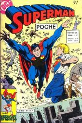 Superman (Poche) (Sagédition) -91- Le garçon qui dirige superman