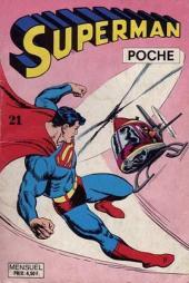 Superman (Poche) (Sagédition) -21- L'envoûteur de Métropolis
