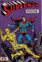 Superman (Poche) (Sagédition) -26- Le retour de Luthor savant démoniaque