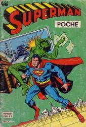 Superman (Poche) (Sagédition) -46- Le plus fantastique adversaire jamais rencontré par Superman