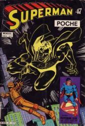 Superman (Poche) (Sagédition) -47- Il était deux fois
