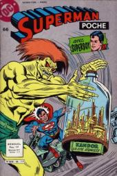 Superman (Poche) (Sagédition) -66- Kandor renaît ! si lon peut dire