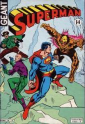 Superman Géant (Sagédition - 2e série) -14- Le desperado de l'espace
