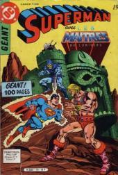 Superman Géant (Sagédition - 2e série) -19- Terreur sur Eternia
