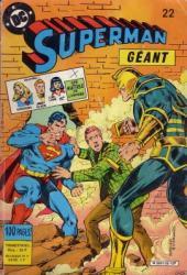 Superman Géant (Sagédition - 2e série) -22- Vainqueur de Superman