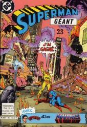 Superman Géant (Sagédition - 2e série) -23- Les robots de sauvage
