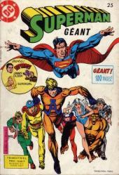 Superman Géant (Sagédition - 2e série) -25- Le temple d'or