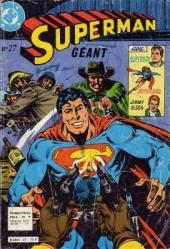 Superman Géant (Sagédition - 2e série) -27- Echec à Terra-Man
