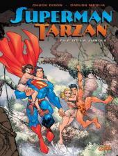 Superman - Tarzan - Fils de la jungle