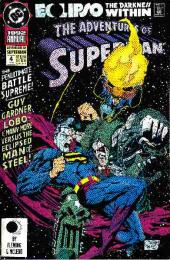 Superman (The Adventures of) (1987) -AN04- In blackest night