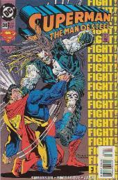 Superman: The Man of Steel Vol.1 (DC comics - 1991) -30- Lobo strikes back