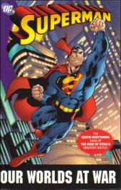Superman (TPB) -INT- Superman: Our worlds at war