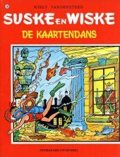 Suske en Wiske -101- De kaartendans